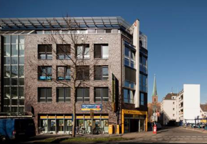 Current project: Transformation from office to hotel, Genovevastr. 26, Cologne