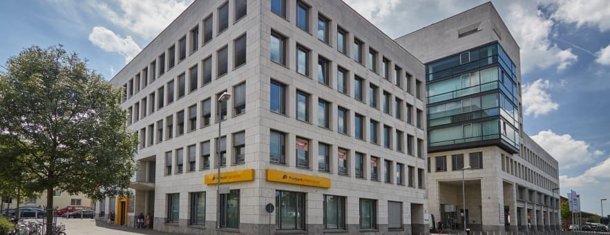 Büroimmobilie Carl-Ulrich-Str in Neu Isenburg - HIH Real Estate, HIH Vermietung