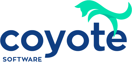 Logo der Software Coyote.