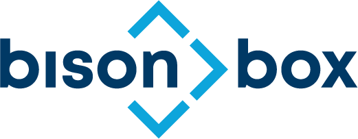 Logo der Software bison.box