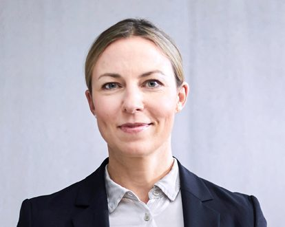 Portrait photo of Camille Dufieux, Head of Portfolio Supervision, INTREAL
