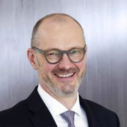 Portrait photo of Ulrich Müller, Member of the Executive Board, Joachim Herz Stiftung