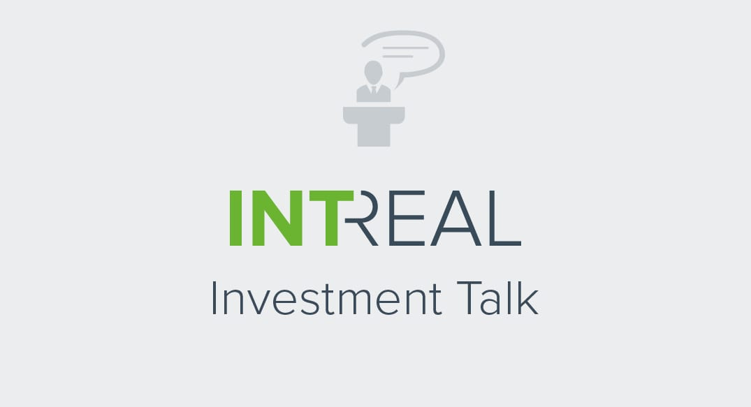 Icon INTREAL Investment Talk